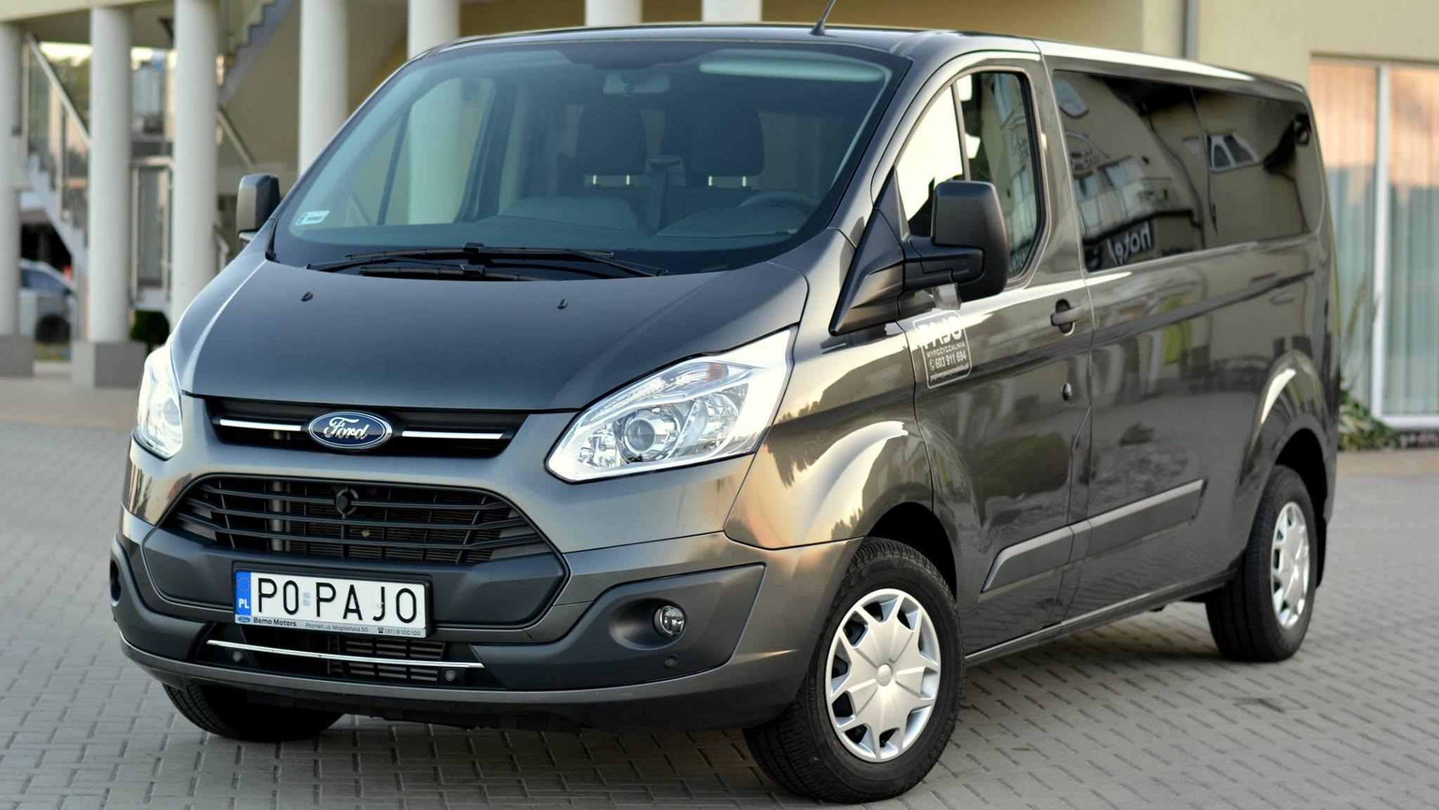 Ford Transit Custom 2.0